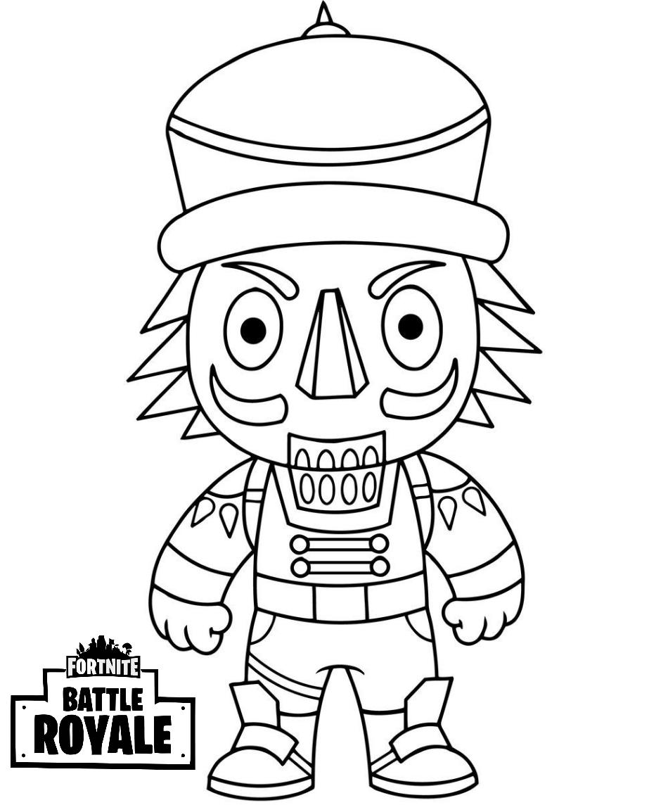 Crackshot Is The Legendary Outfit Fortnite Battle Royale Nutcracker Set Coloring Pages On Buba In 2020 Coloring Pages For Kids Coloring Pages Cartoon Coloring Pages