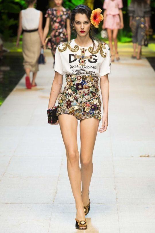 Dolce & Gabbana ready-to-wear spring/summer '17: