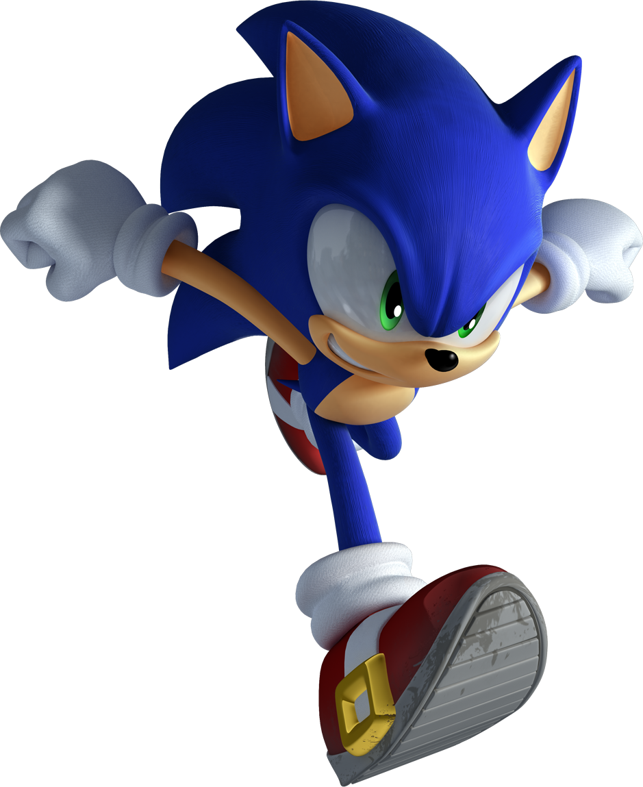Sonic Sonic Unleashed Sonic The Hedgehog Sonic Unleashed Sonic