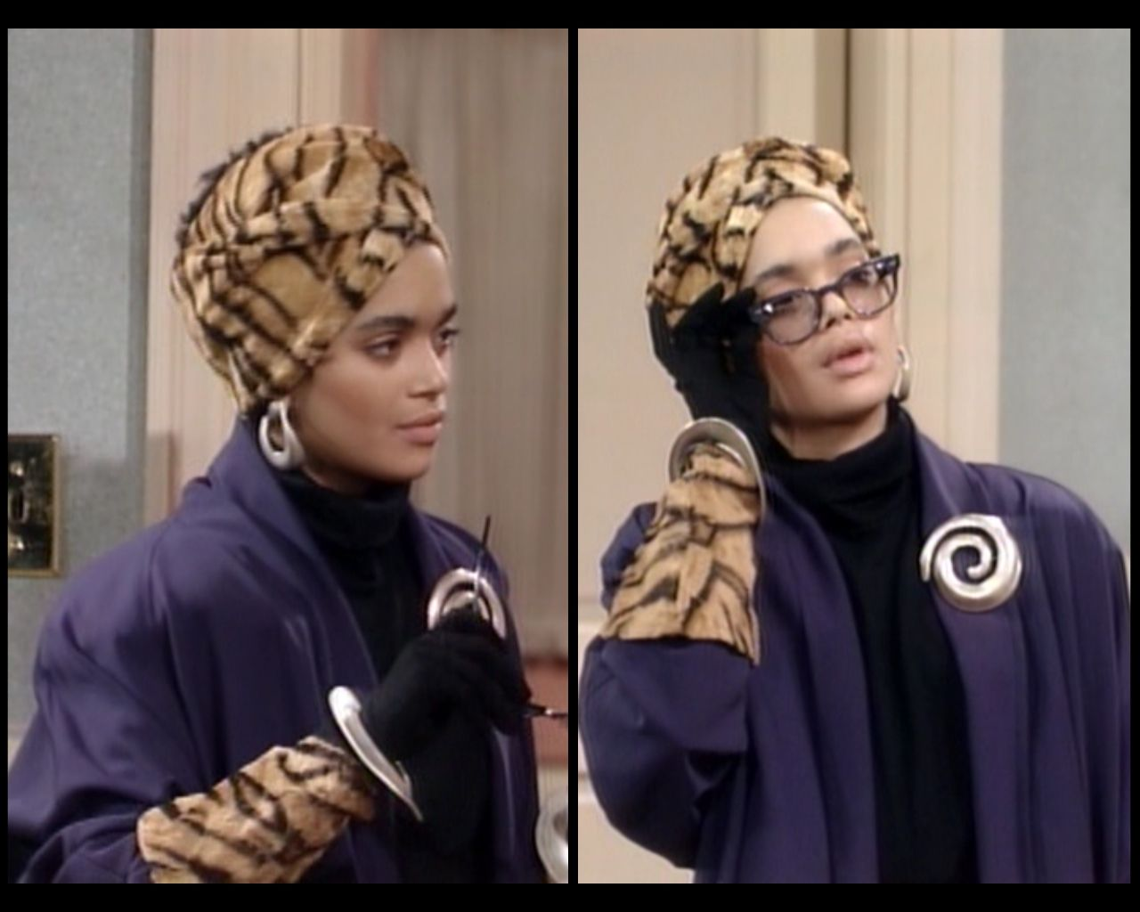 Image result for denise huxtable style