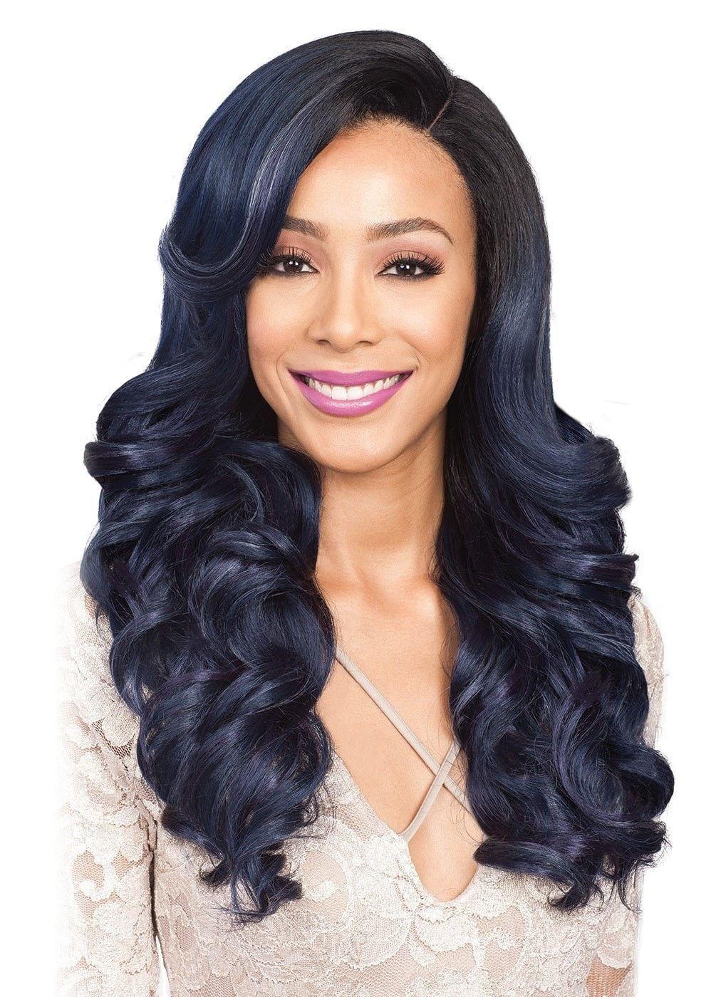 Bobbi boss lace front synthetic wig mlf155 anaya lace