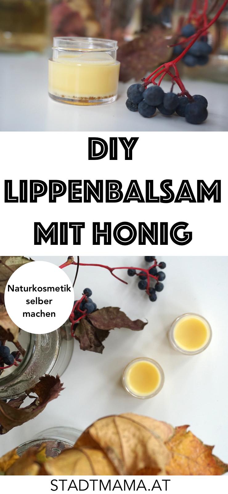 Photo of Natural cosmetics Make lip balm yourself – Stadtmama.at