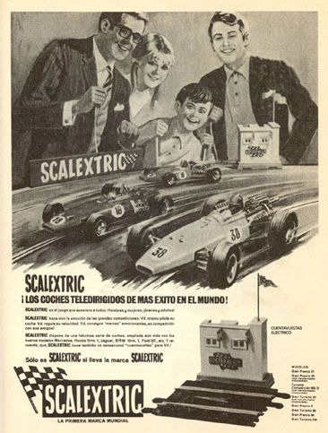 Scalextric And Kits De Classic AdvertisingPlastic Wooden Cosas zMVSUpq