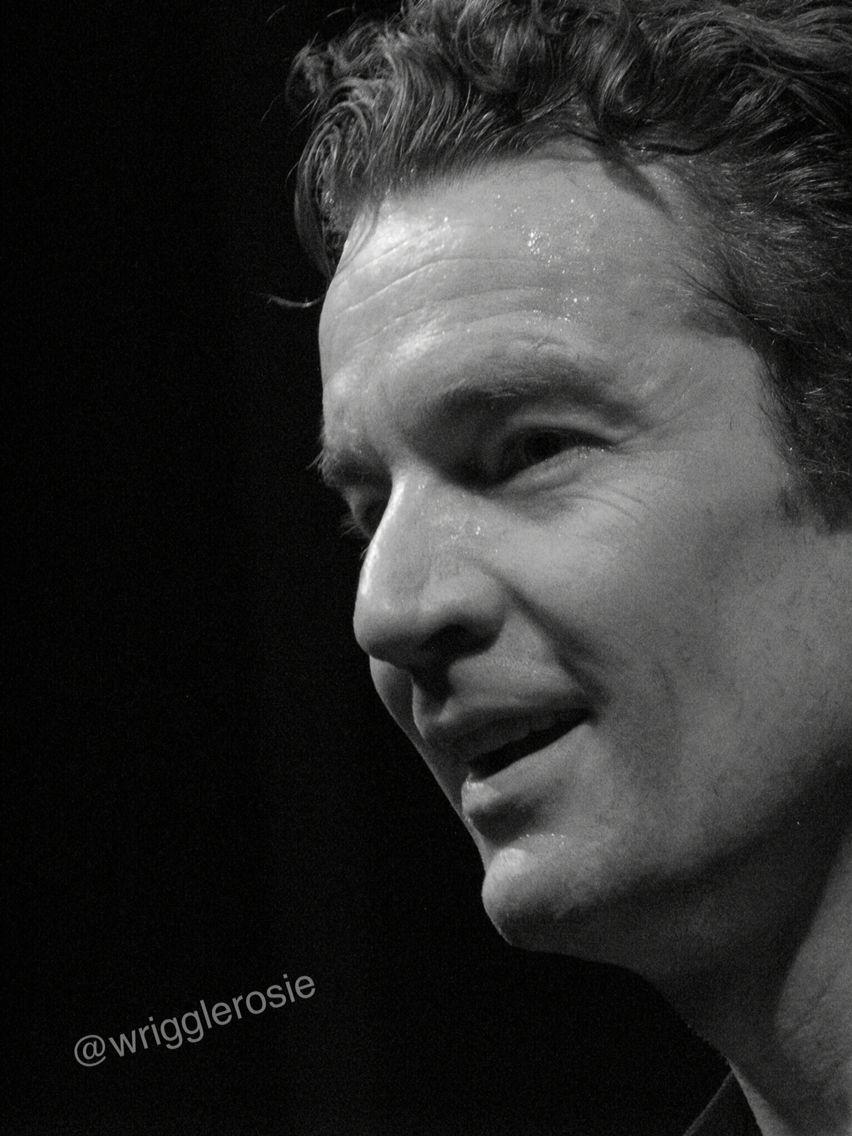 #JamesMarsters 2016 Pic of the Day by @wrigglerosie Day 13: 13th January Event: Tabernacle Concert London February 2010