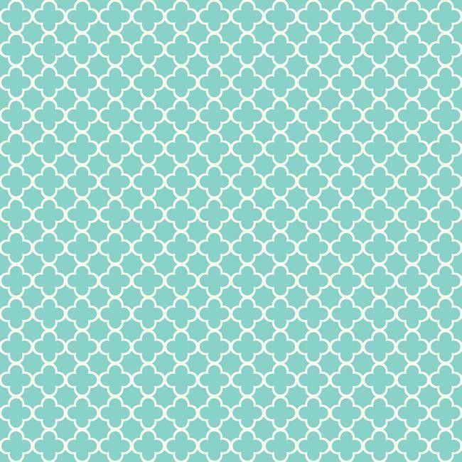 Framework Wallpaper In Aqua And White By York Wallcoverings Wall Coverings Trellis Wallpaper Kids Wallpaper