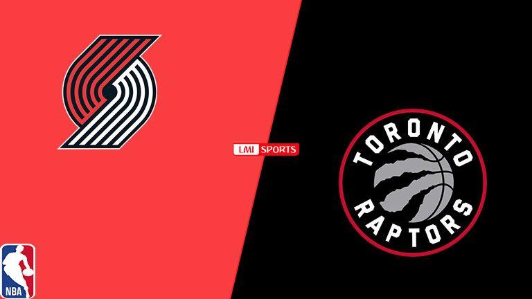 Live Nba Toronto Raptors Vs Portland Trail Blazers Reddit Today Nba Live Nba Portland Trailblazers