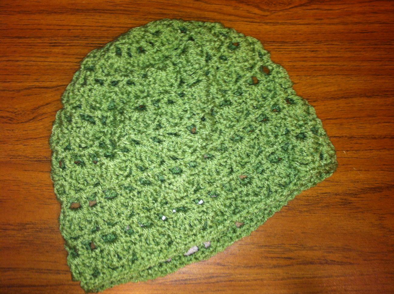 #Crochet 102 class at Jo-Ann   Learn how to crochet a hat ... - photo #39