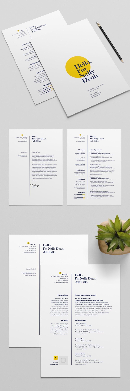 Top Ten Cv And Resume Templates For Creatives Graphic Design Resume Resume Design Creative Graphic Design Cv
