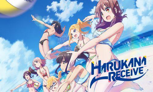 Harukana Receive Episode 1 12 English Sub Download Anime