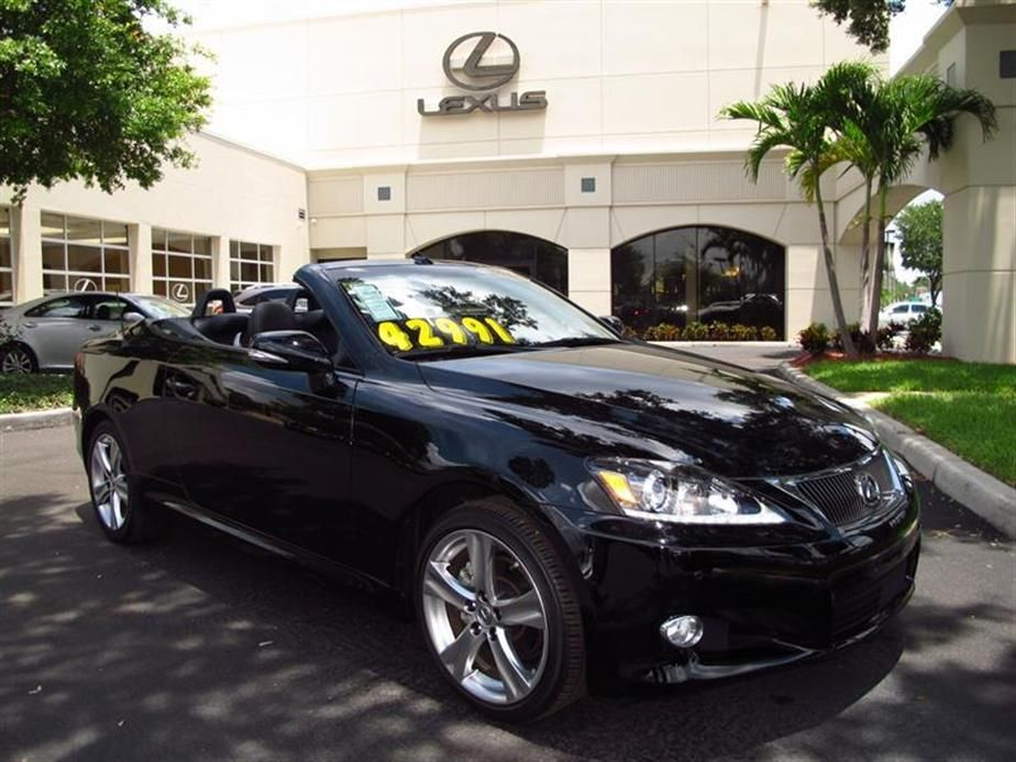 Pin by Used Cars on Cars Lexus convertible, Lexus is250