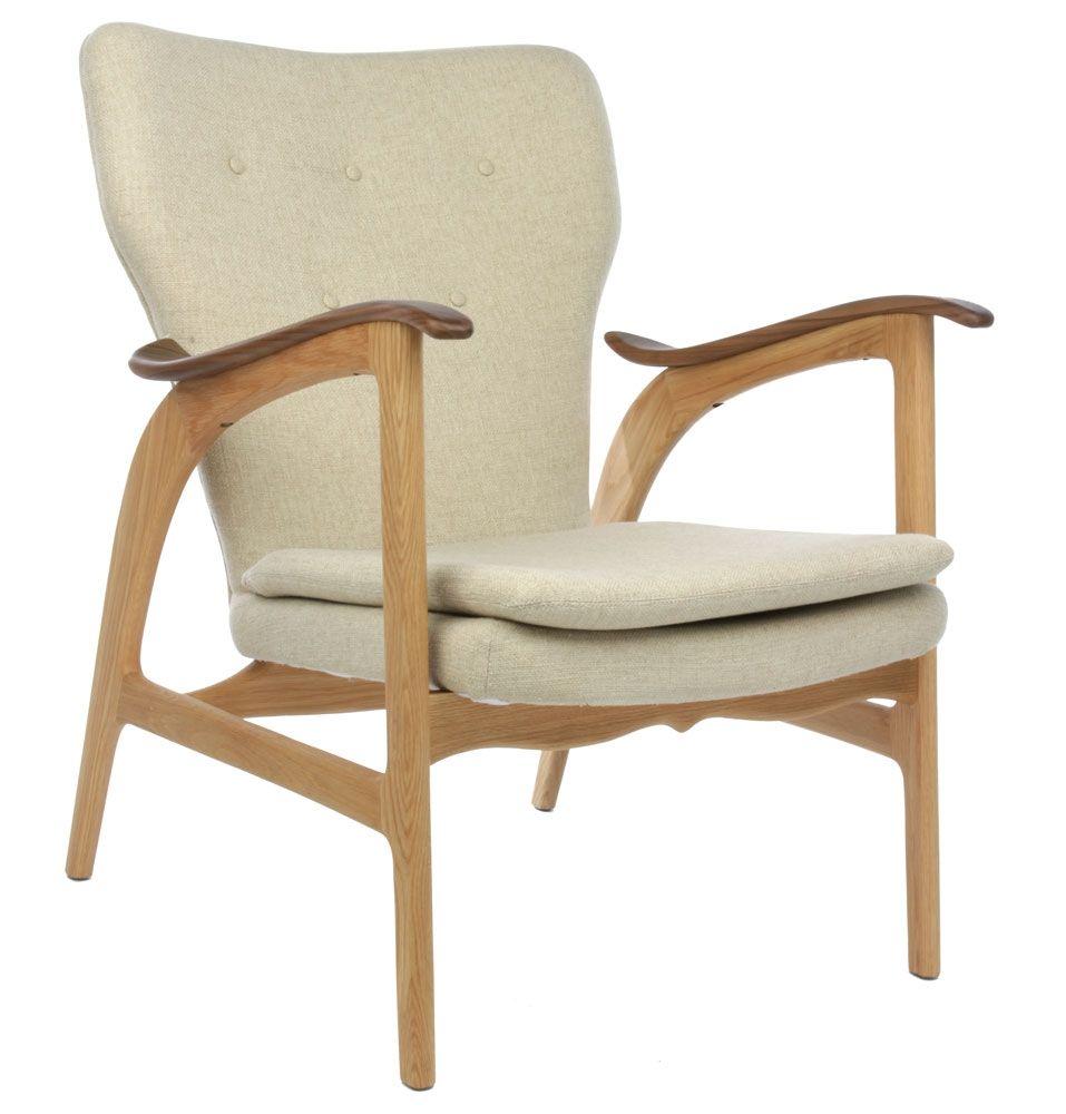 Flynton Armchair - Matt Blatt