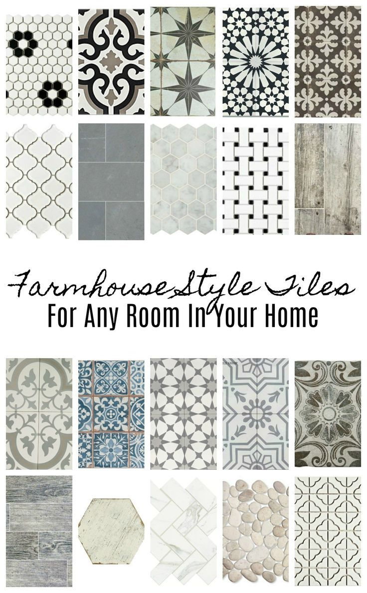 weekly blooms 20 beautiful farmhouse style tiles farmhouse flooring style tile bathroom on farmhouse kitchen tile floor id=71390