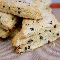 Grandma Johnson's Scones   These basic scones are ready for whatever fillings you want to throw at them, from berries to chocolate chips to anything else you can dream up!