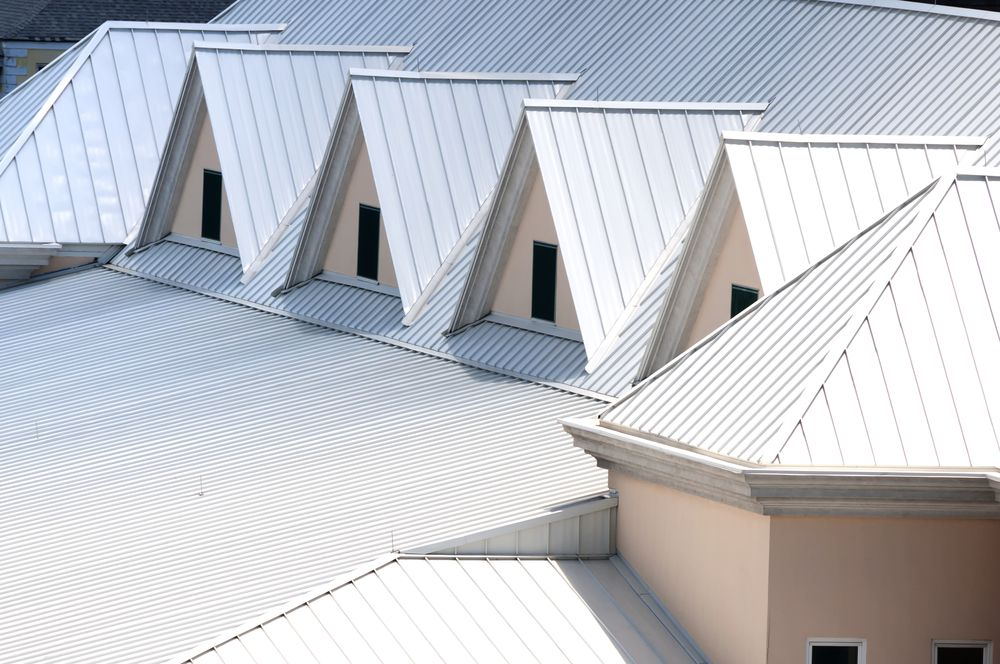 Should You Turn Your Roof White To Save Energy Cool Roof Metal Roof Roof Paint