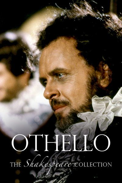 Anthony Hopkins As Othello Bbc Tv Shakespeare 1981 Shakespeare
