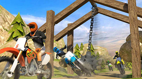 Trial Xtreme Dirt Bike Racing Motocross Madness For Android Co