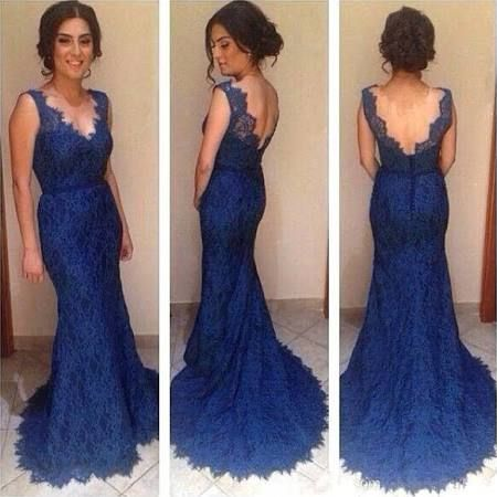 blue lace dresses - Google Search