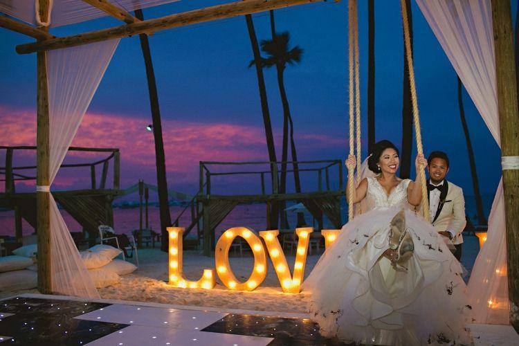 Best Jellyfish Punta Cana Wedding