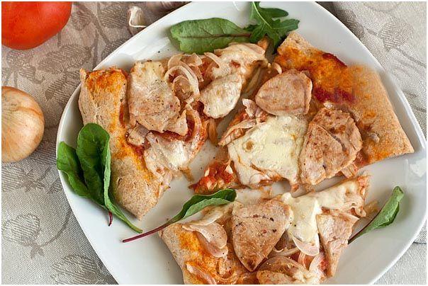 პიცა ხახვით