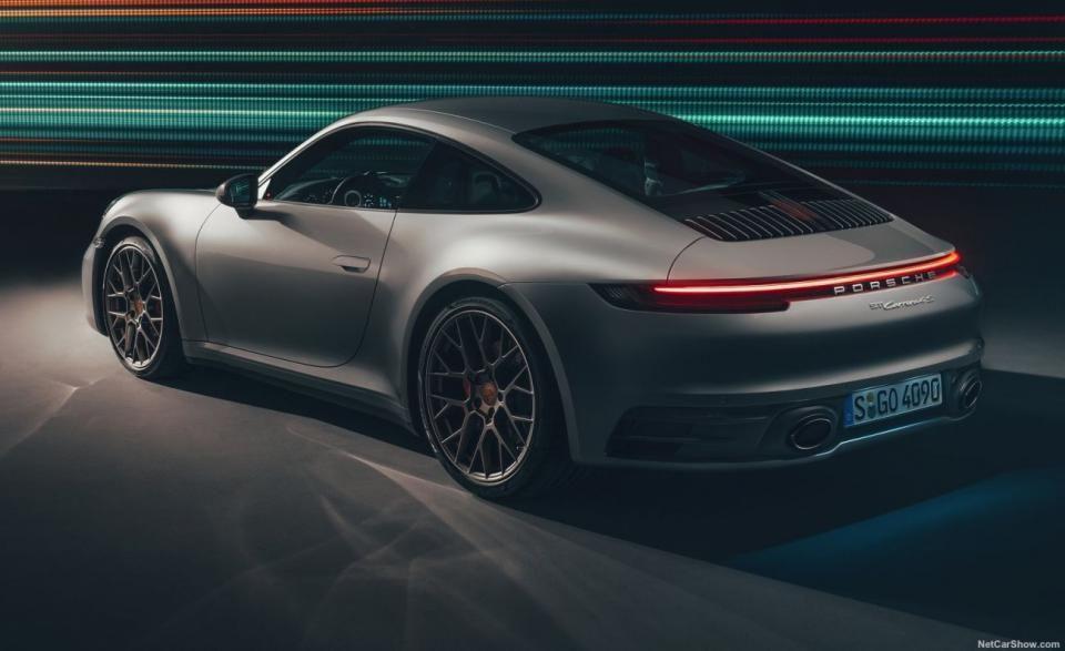 2018 La Auto Show Round Up Porsche Porsche 911 New Porsche