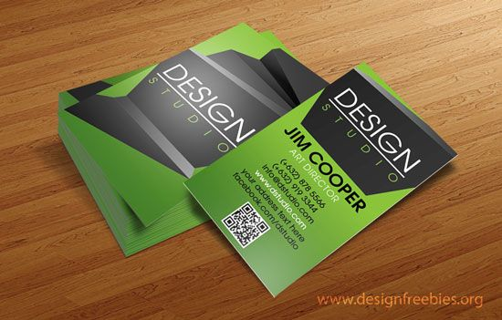 Free psd templates elegant design studio business card no 1 green free psd templates elegant design studio business card no 1 green accmission Image collections