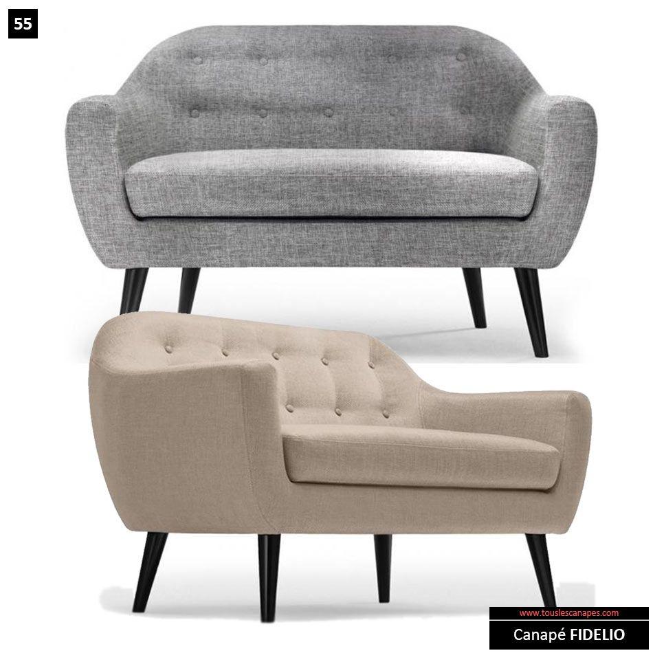 Mini Canapé Fidelio Canapés à Moins De Euros Pinterest Canapés - Mini canapé