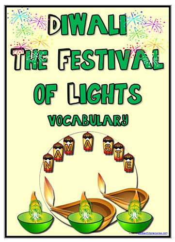 Diwali festival vocabulary flashcards the thirty eight words are also best abc images beautiful rangoli designs rh pinterest