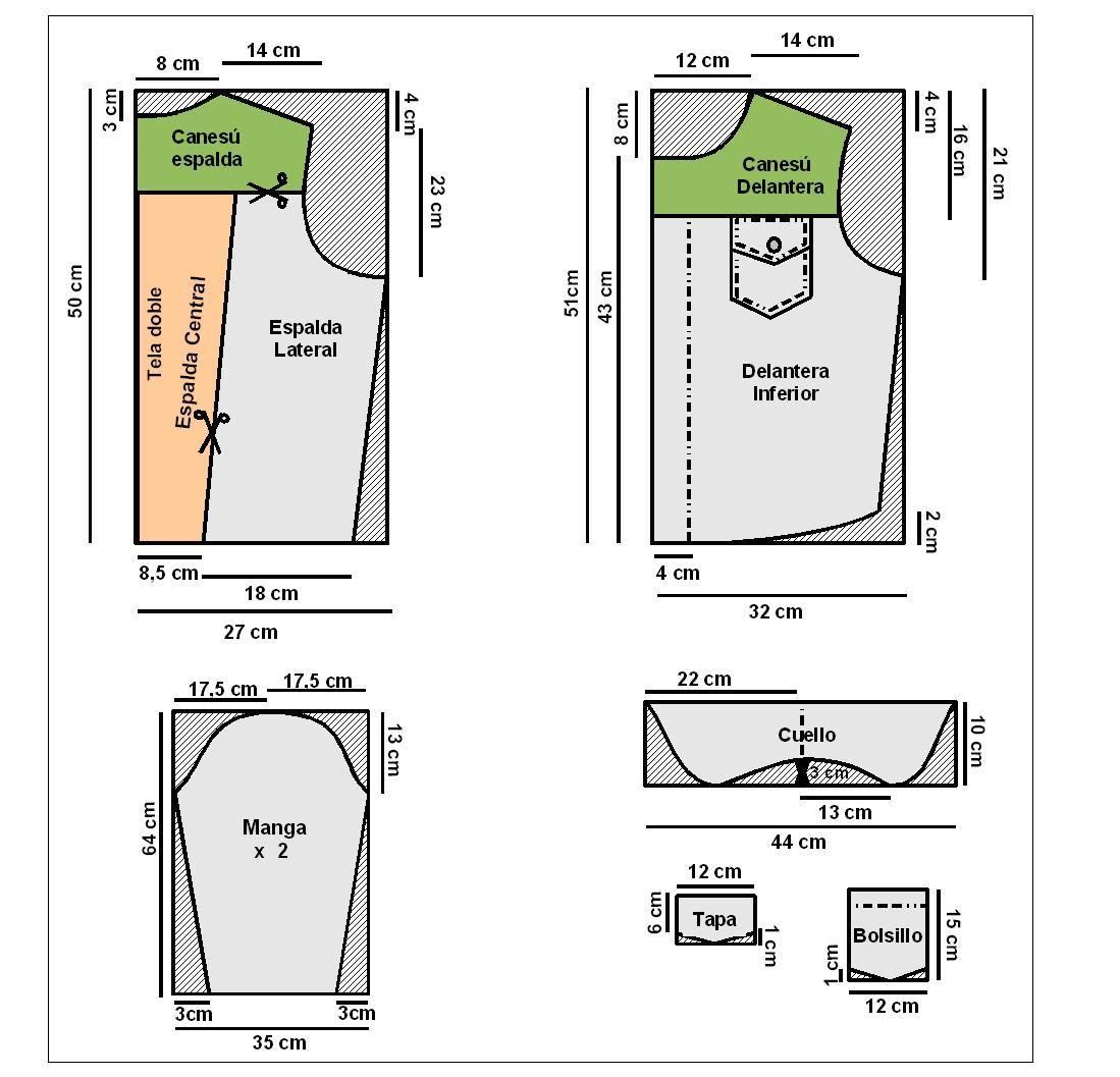 Pin de tula hurtado roldan en logos para polos | Sewing blouses ...