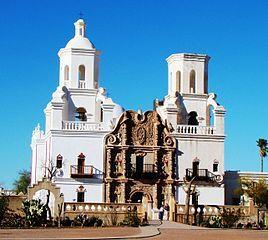 Misión española.Carolina .USA