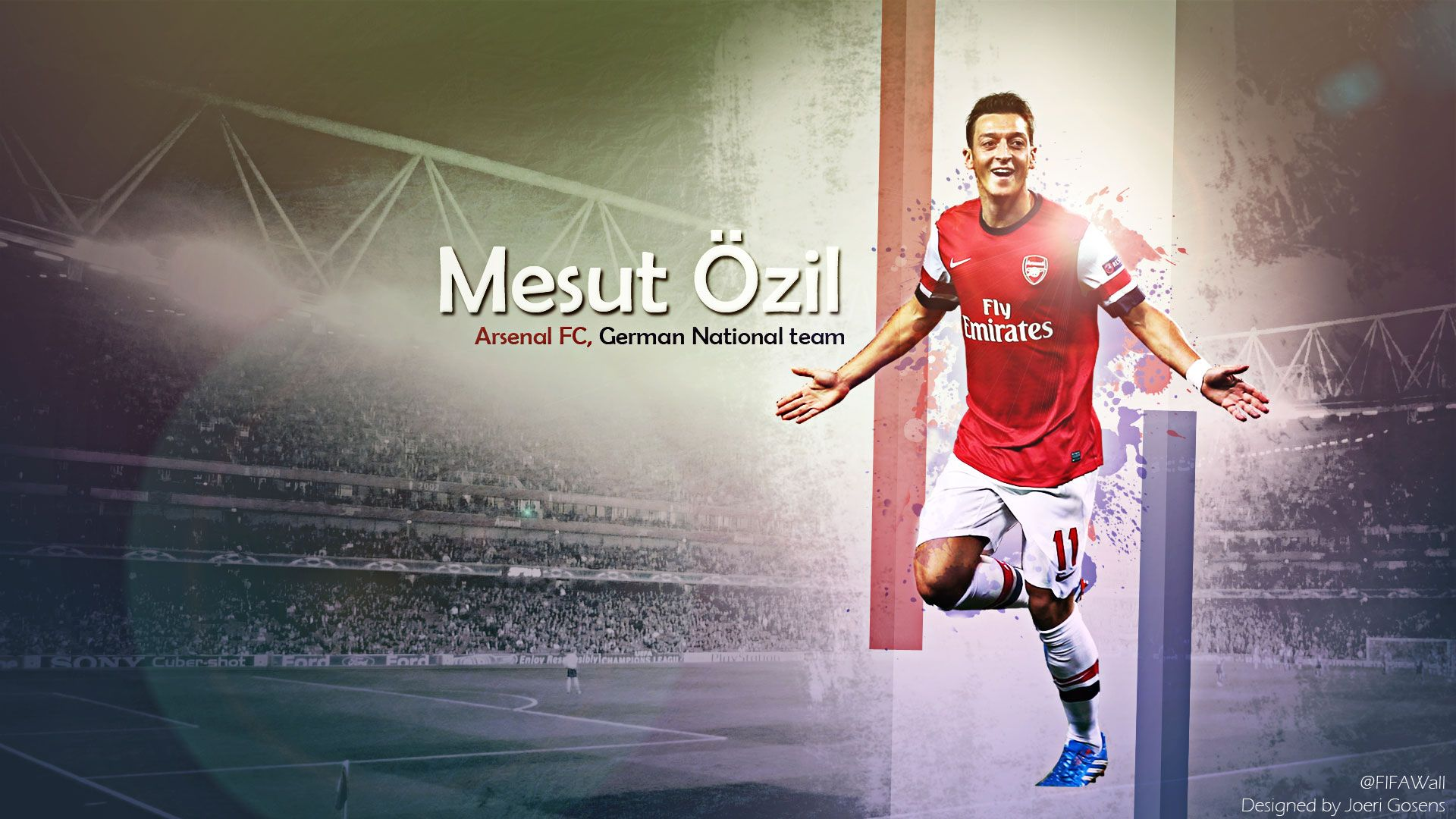 Mesut Özil Wallpaper HD | PixelsTalk.Net