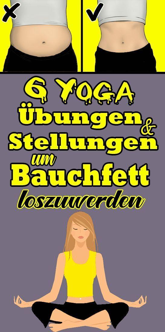 #yogaübungen #loszuwerden #gesundheit #yogabungen #bauchfett #haltungen #fitness #und #um6 Yoga-Übun...
