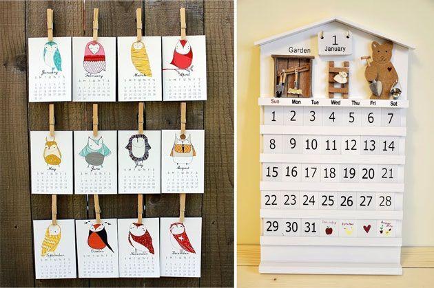 календарь с фото сделать