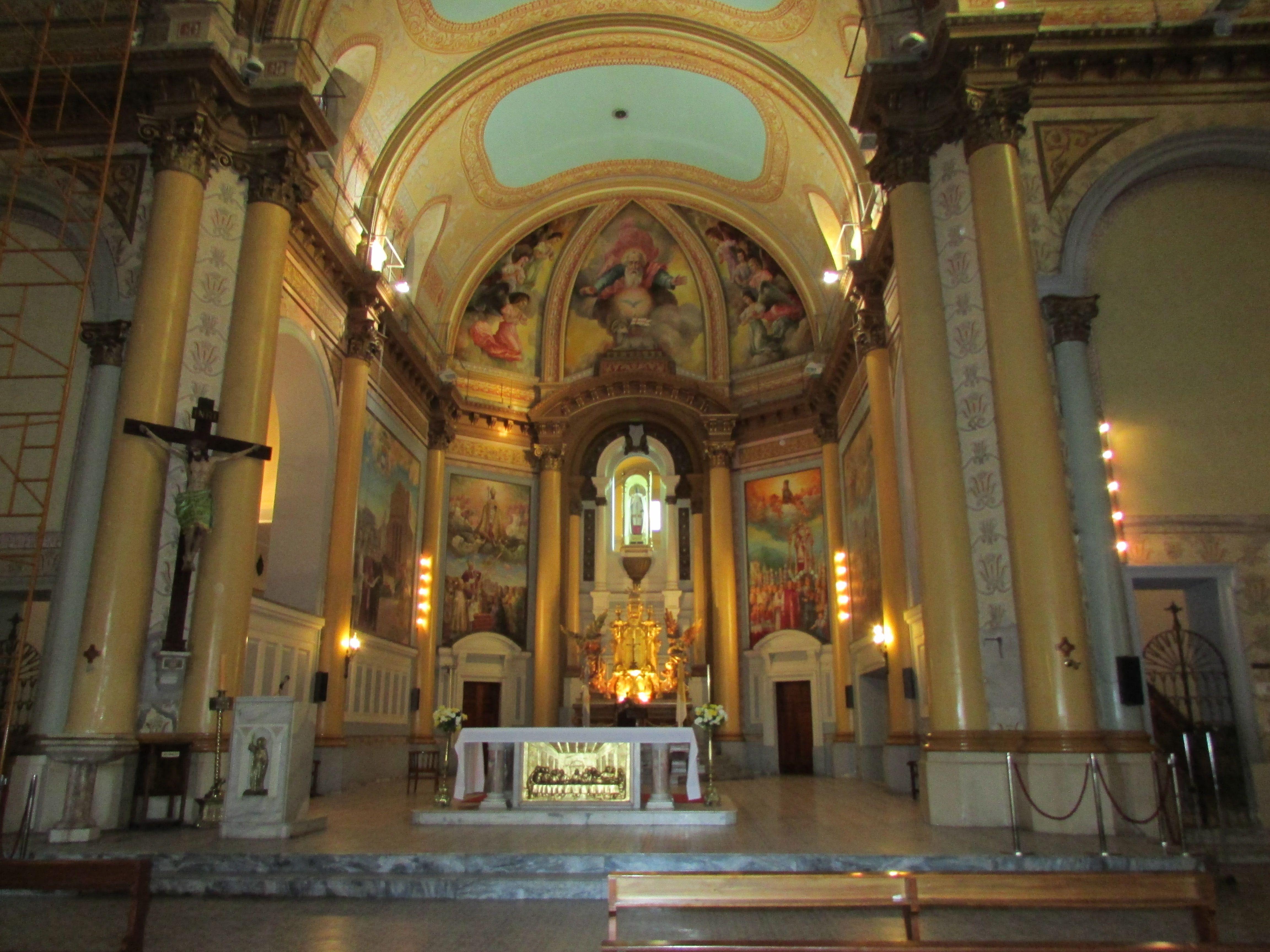 La Rioja, Basilica San Nicolas de Bari