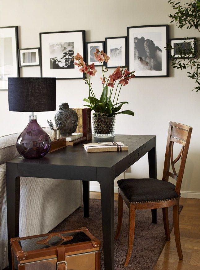 Une Déco Sobre En Suède Home Office Space Home Decor Decor