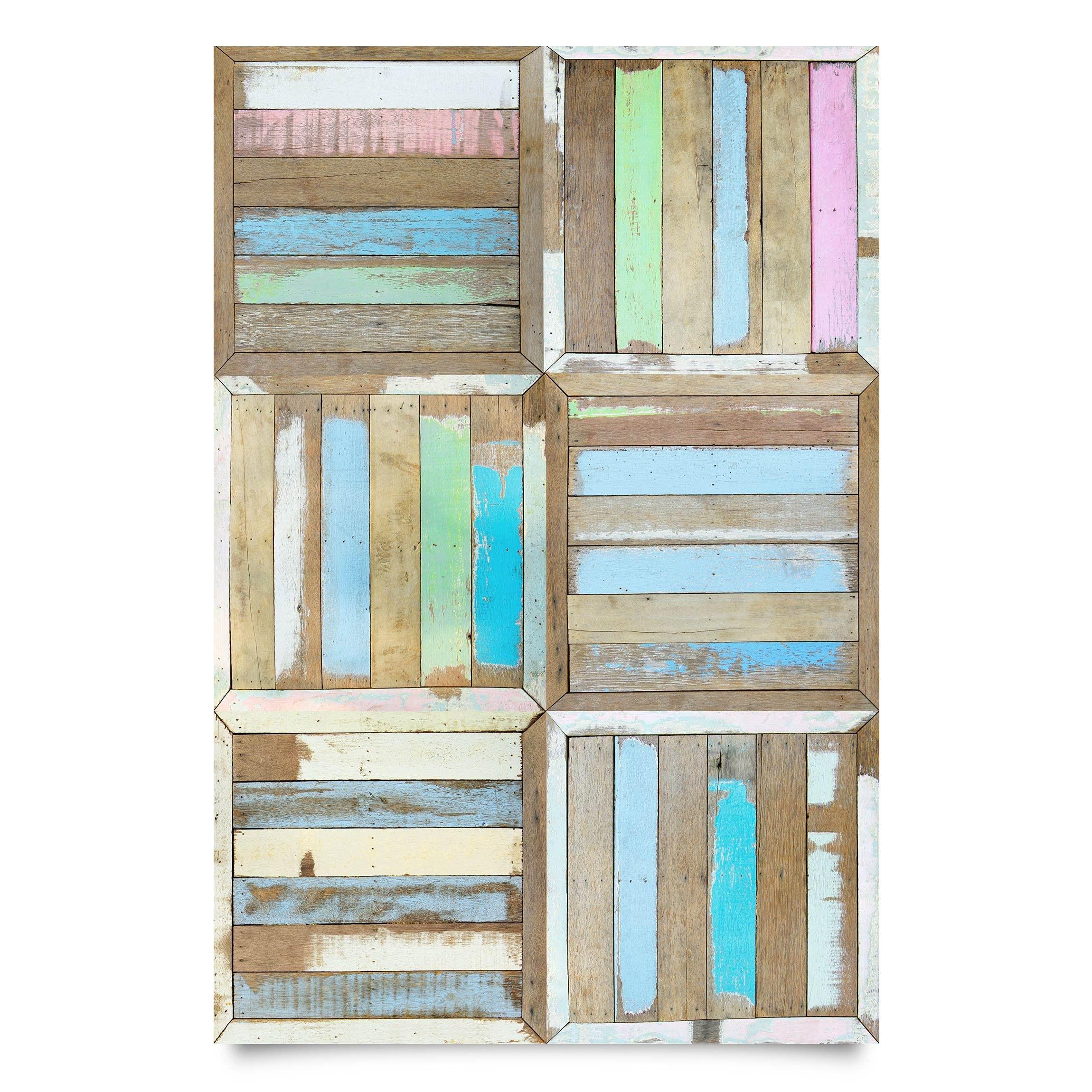 Möbelfolie - Rustic Timber Holzdekorfolie - Folie für Möbel ...