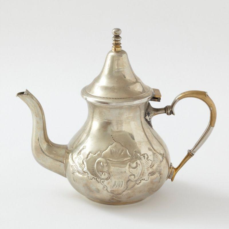 antike Teekanne - über www.SchoeneBeute.de