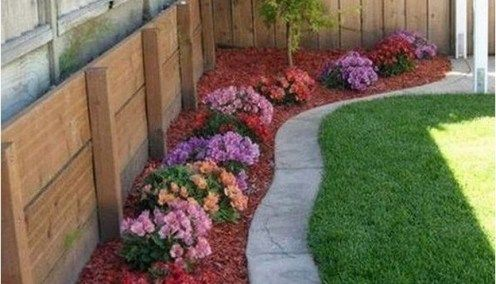 70 Simple Backyard Landscaping Ideas on A Budget 2019 ...