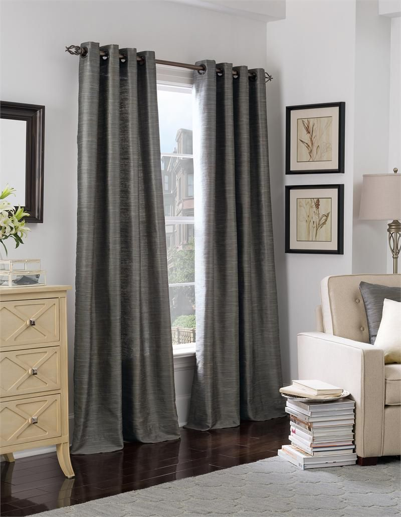 Tandora Solid Curtains Curtains Curtains Draperies Extra Long