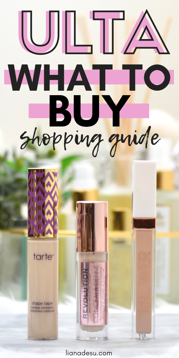 Ulta Beauty Buys 2018 Best makeup products, Makeup for