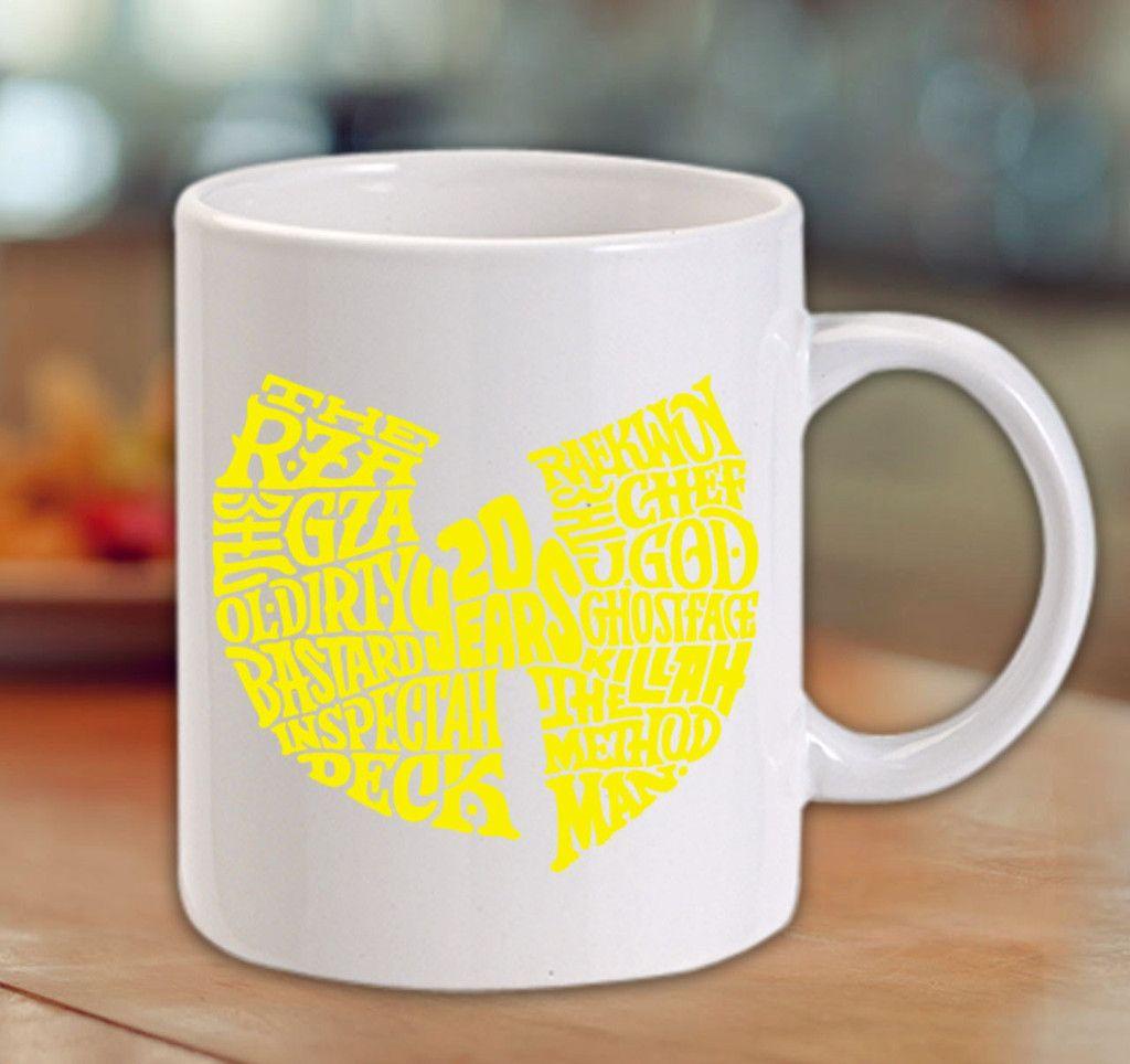 wu tang logo quotes Mug/Cup
