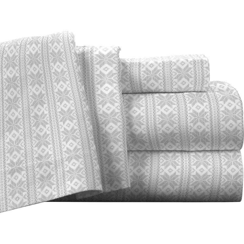 Selders 100 Cotton Flannel Sheet Set Deep Pocket Sheets Sheet Sets Flannel Bedding