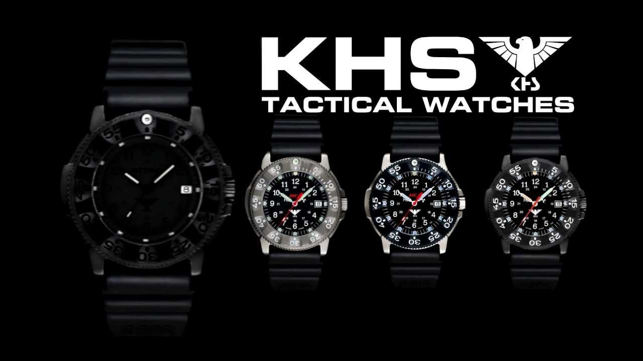 khs tactical watches i have all the time in the world khs tactical watches