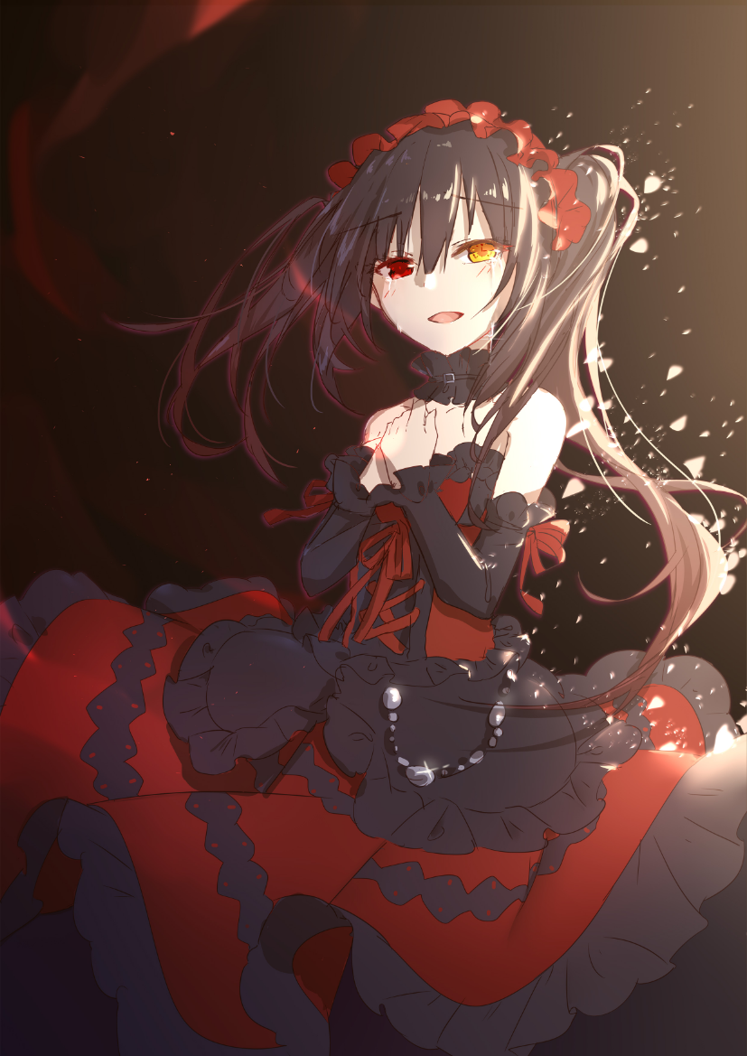 A Kurumi Pic Date A Bullet In 2020 Anime Date Date A Live Anime Images