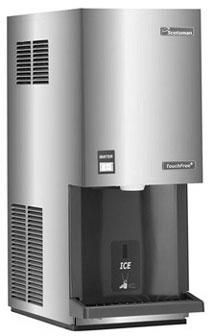 Mdt3f12a Scotsman 392 Lbs Flaker Water Dispenser Ice Machine Ice Maker Ice Storage