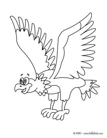 Eagle Coloring Page Nice Bird Coloring Sheet More Original