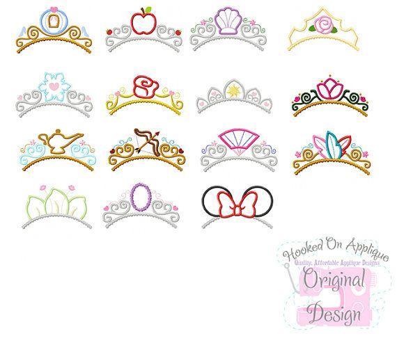 Sample Sale ~ Monogram Tee ~ Girls Embroidered Princess ...