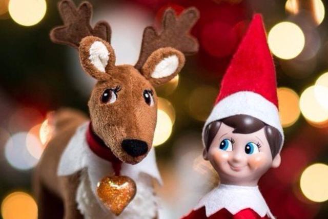22 LastMinute Elf on the Shelf Poses for Moms