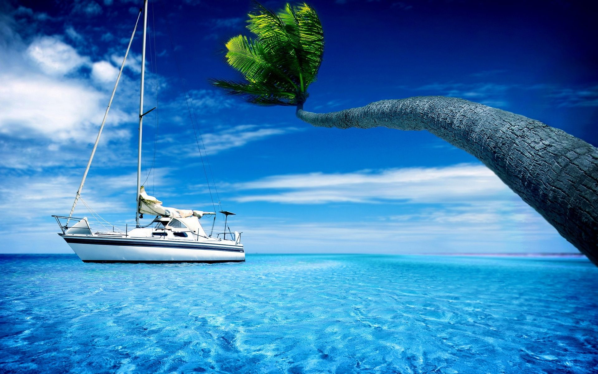 hungry for sailboat wallpaper - photo #36