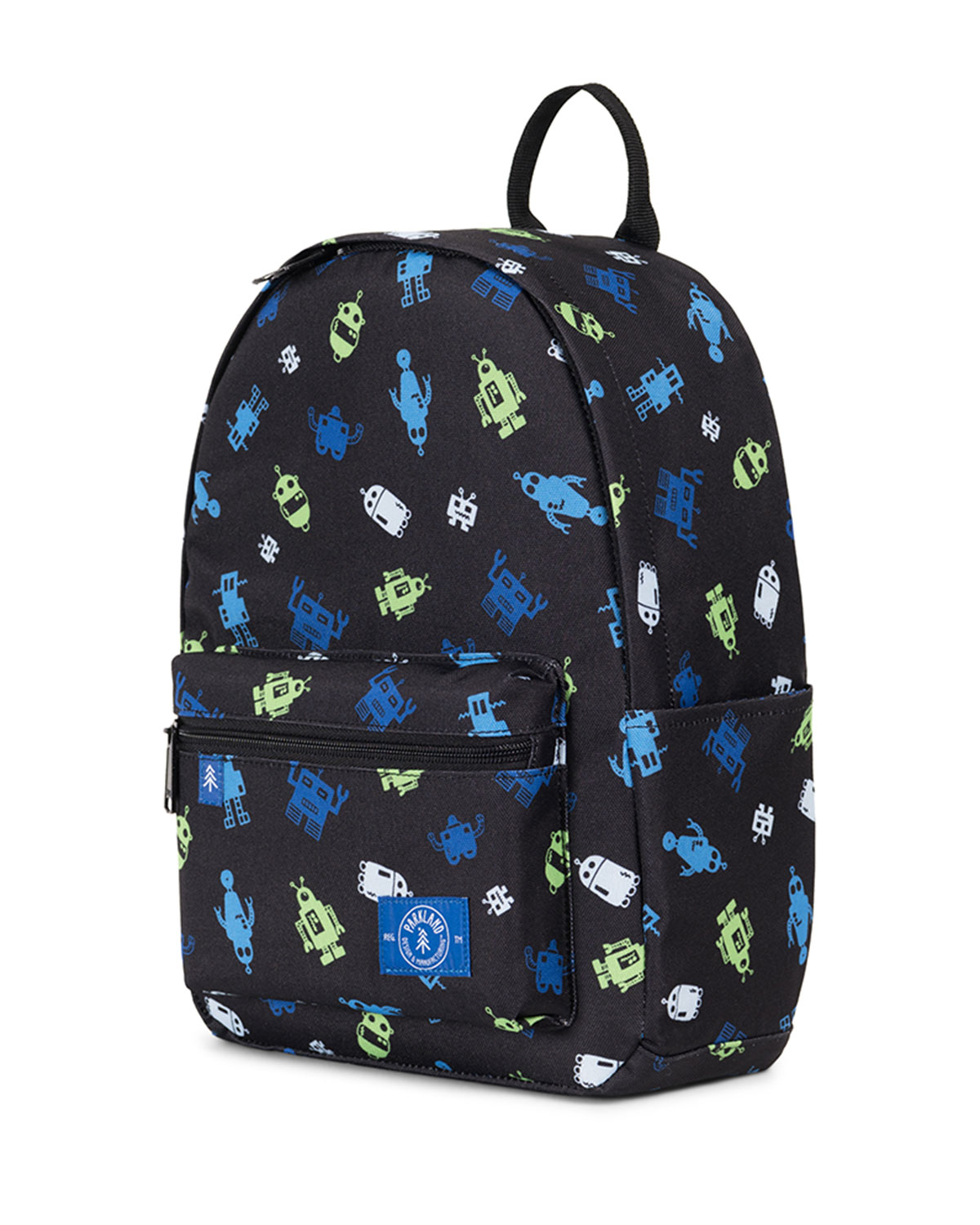 3e8bd0cd66f Kids' The Edison Robot-Print Backpack | Products | Backpacks ...
