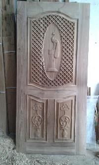 Photo of Carved Wooden Door Manufacturer & Exporters from Indore, India | ID – 1407748